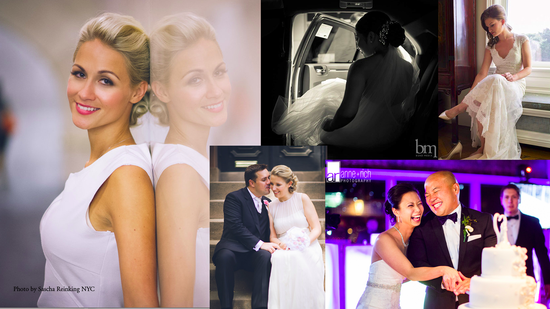 CollageBridalHairMakeupNYC1